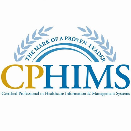 HIMSS CAHIMS and CPHIMS
