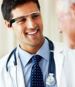 Google Glass the next iPad in Medicine?
