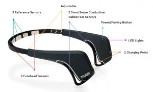 brain sensing wearable
