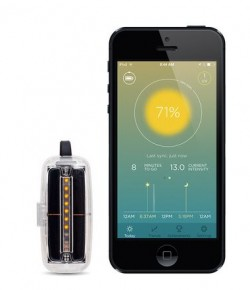 SunSprite: A Solar-Powered Light Tracker for Depression