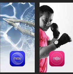 Moov: The Wearable Coach